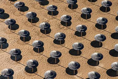 On The Beach Poster by Alex De Vora