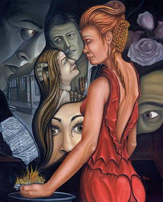 One Last Indulgence Poster by Karen Musick