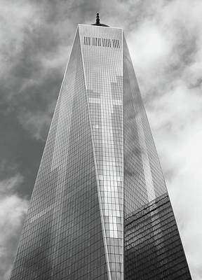 One World Trade Center Poster by Rona Black