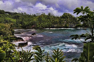 Onomea Bay Hawaii Poster