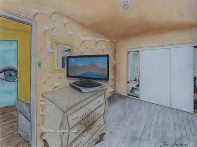 Open Doors Poster by M Valeriano