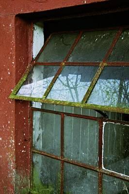 Open Window Poster by Odd Jeppesen