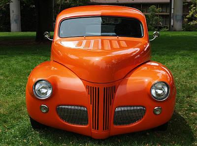 Orange Classic  Poster