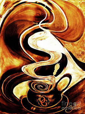 Organo Coffee Poster