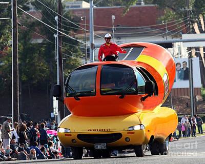 Oscar Mayer Wienermobile Poster