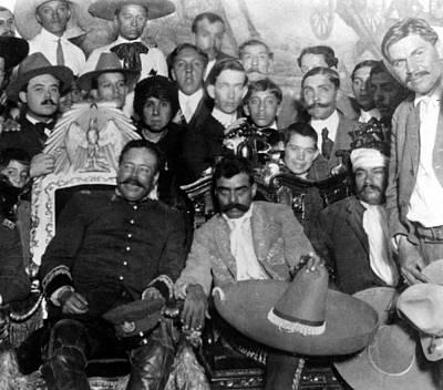 Otilio E. Montano, Emiliano Zapata Poster