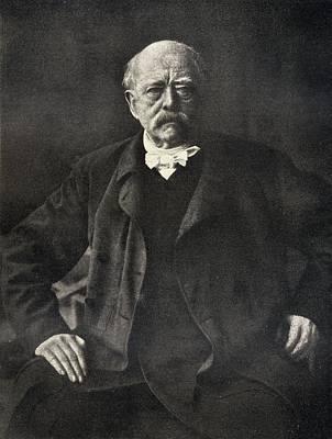 Otto Von Bismarck,or Otto Eduard Poster