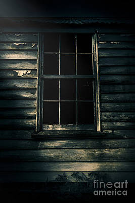 Outback House Of Horrors Poster by Jorgo Photography - Wall Art Gallery