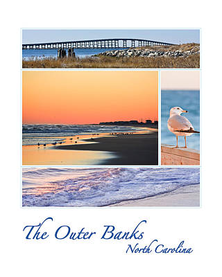 Outer Banks North Carolina Poster