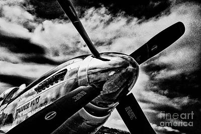 P-51 Mustang Poster by Paul W Faust - Impressions of Light
