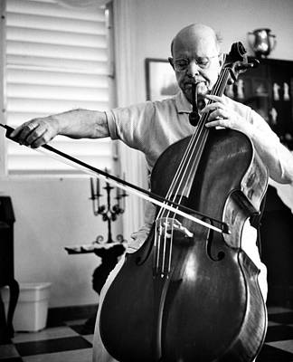 Pablo Casals Celebrates His 85th Poster by Everett