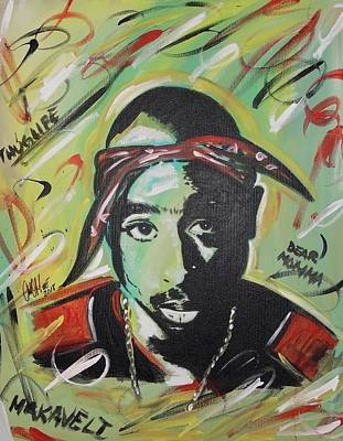 Pac Mentality Poster