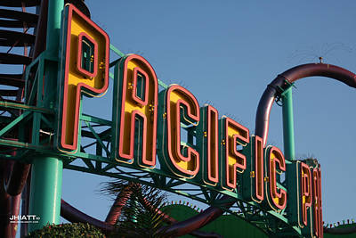 Pacific Park Poster