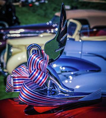 Packard Swan Poster