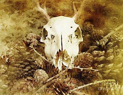 Pagan Memory Poster by The Rambler