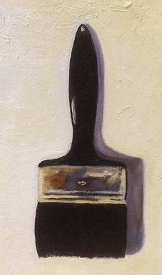 Paintbrush Poster