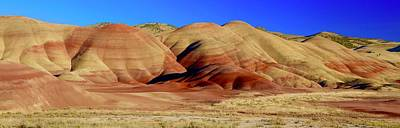 Painted Hills Pano Poster