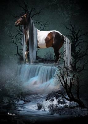 Pinto  Falls Poster