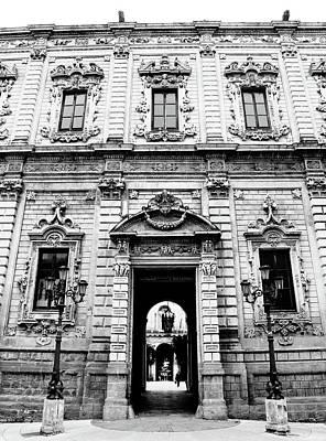 Palazzo Dei Celestini Poster