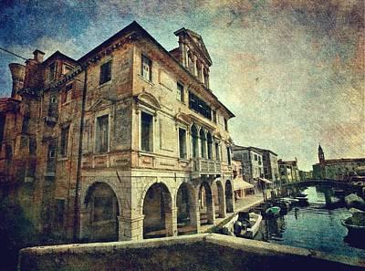 Palazzo Lisatti - Mascheroni Poster