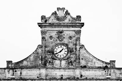 Palazzo Municipale Poster