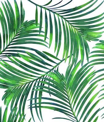 Palm Paradise Poster