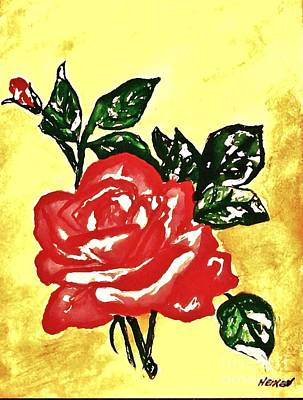 Paper Roses Ll Poster