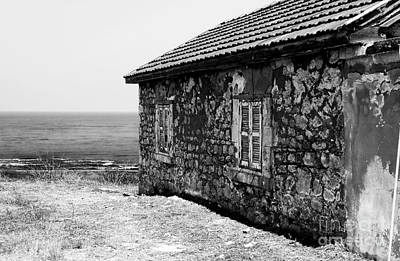 Paphos Window View Poster