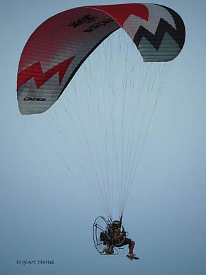 Paraglider II Poster