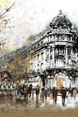 Paris Gaumont Opera 172 4  Poster