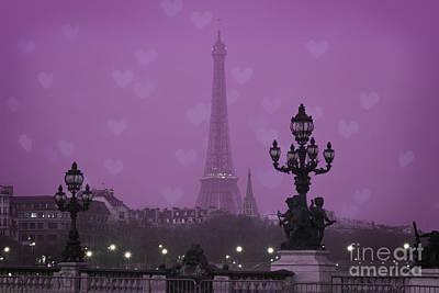 Paris Poster by Juli Scalzi