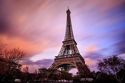 Paris Pastels Poster