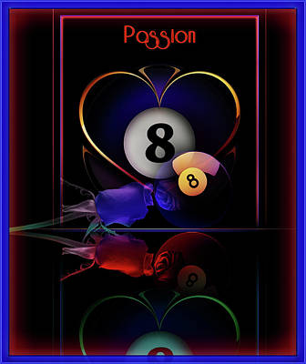 Passions Poster by Draw Shots