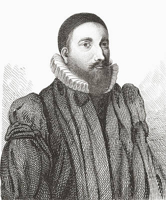 Patrick Forbes, 1564 Poster by Vintage Design Pics