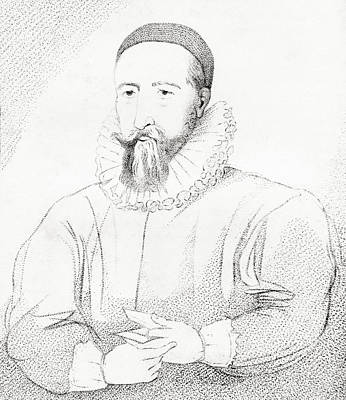 Patrick Hamilton, 1504 Poster by Vintage Design Pics