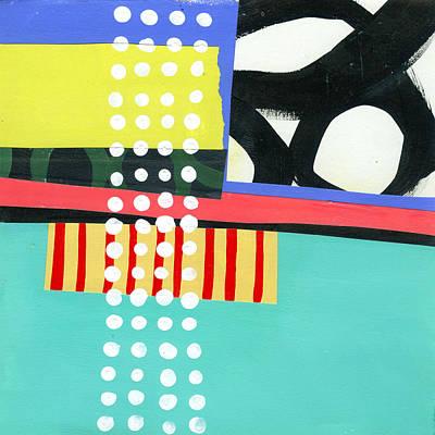 Pattern Grid #2 Poster by Jane Davies