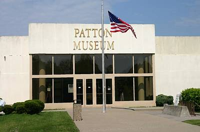 Patton Museum - Fort Knox - Kentucky Poster by Thia Stover