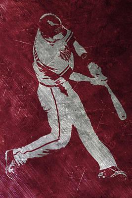 Paul Goldschmidt Arizona Diamondbacks Art Poster