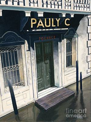 Pauly C. Fornache Poster