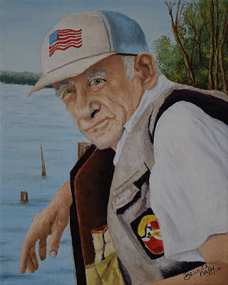 Paw Paw, A Louisiana Legend Poster by Belinda Nagy