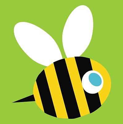 Pbs Kids Bee Poster
