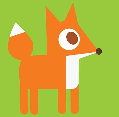 Pbs Kids Fox Poster