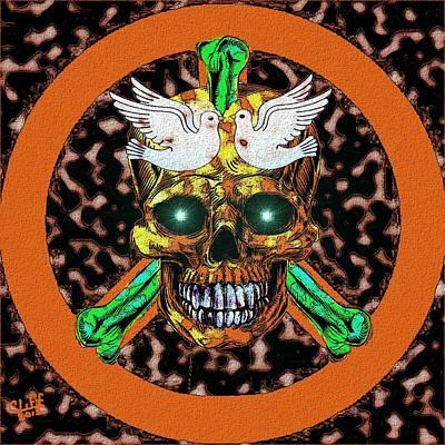 Peace An Oxymoron Poster