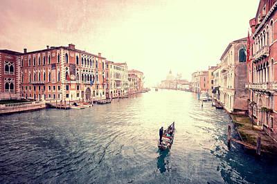 Peace In Venice Poster