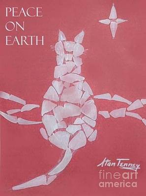 Peace On Earth Poster by Stan Tenney