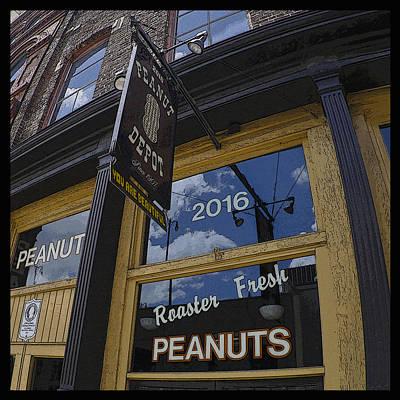 Peanut Depot Poster Poster