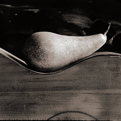 Pear #4745 Poster by Andrey Godyaykin