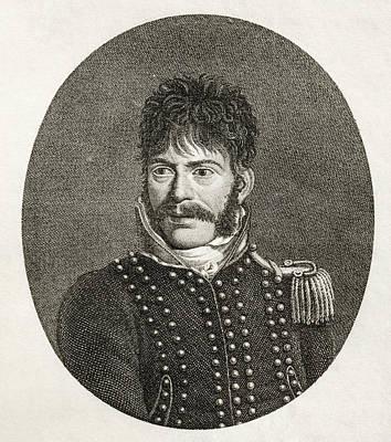 Pedro Zaldivar. Guerrilla Fighter Poster