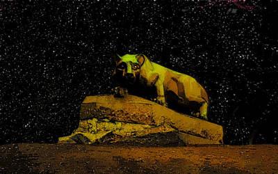Penn State Stars Poster