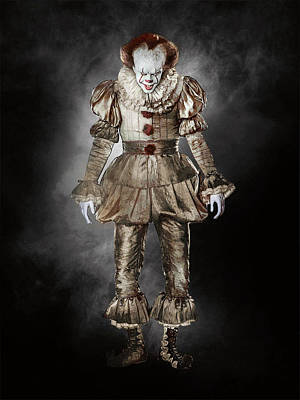 Pennywise 2017 Poster